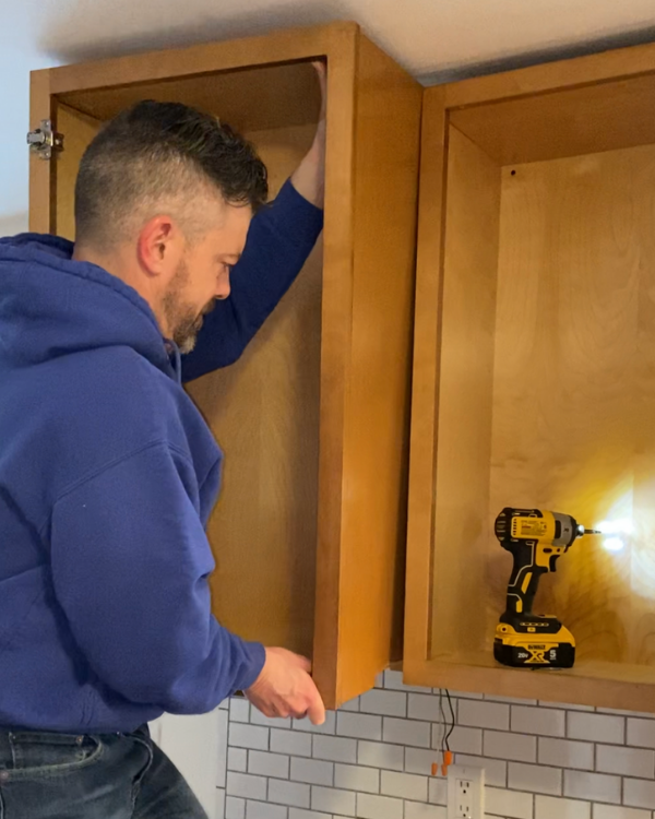 Removing the cabinet
